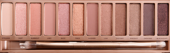 Urban Decay Naked 3 Palette Pictures & Swatches!