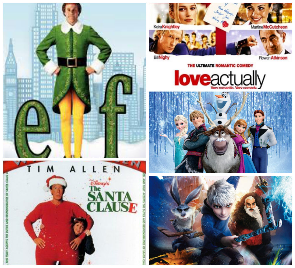 December: A Month of Christmas Movies!