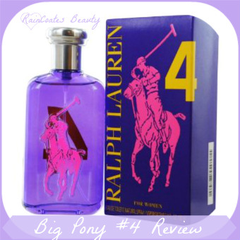 Ralph Lauren Big Pony #4 Women's Perfume Review