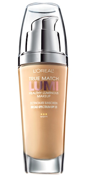 L'Oréal True Match Lumi Foundation Review