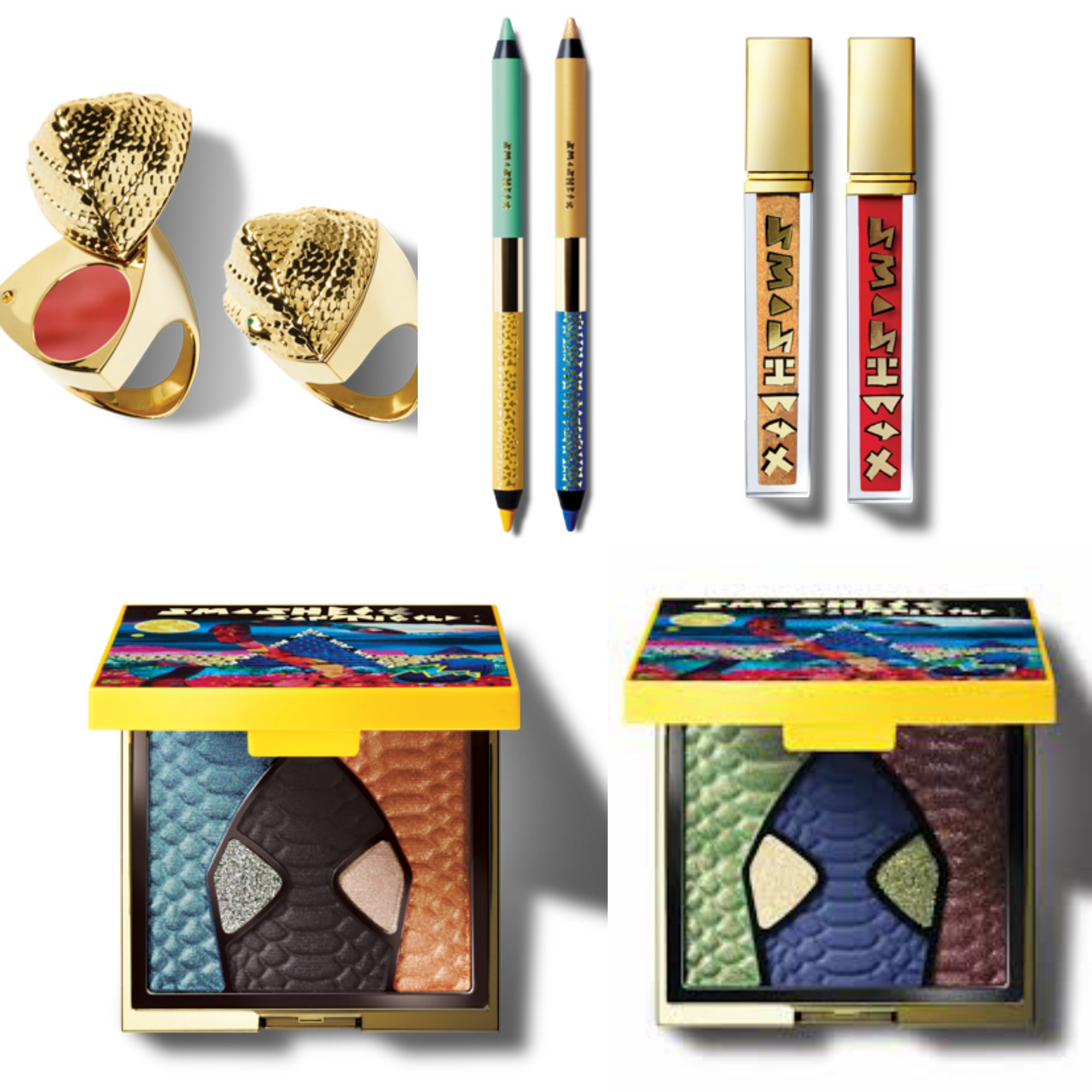 Smashbox Santigolden Age Summer 2014 Collection