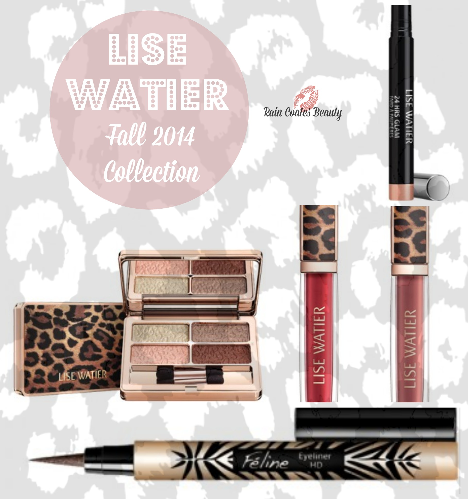 Lise Watier Fall 2014 Newness & Collection
