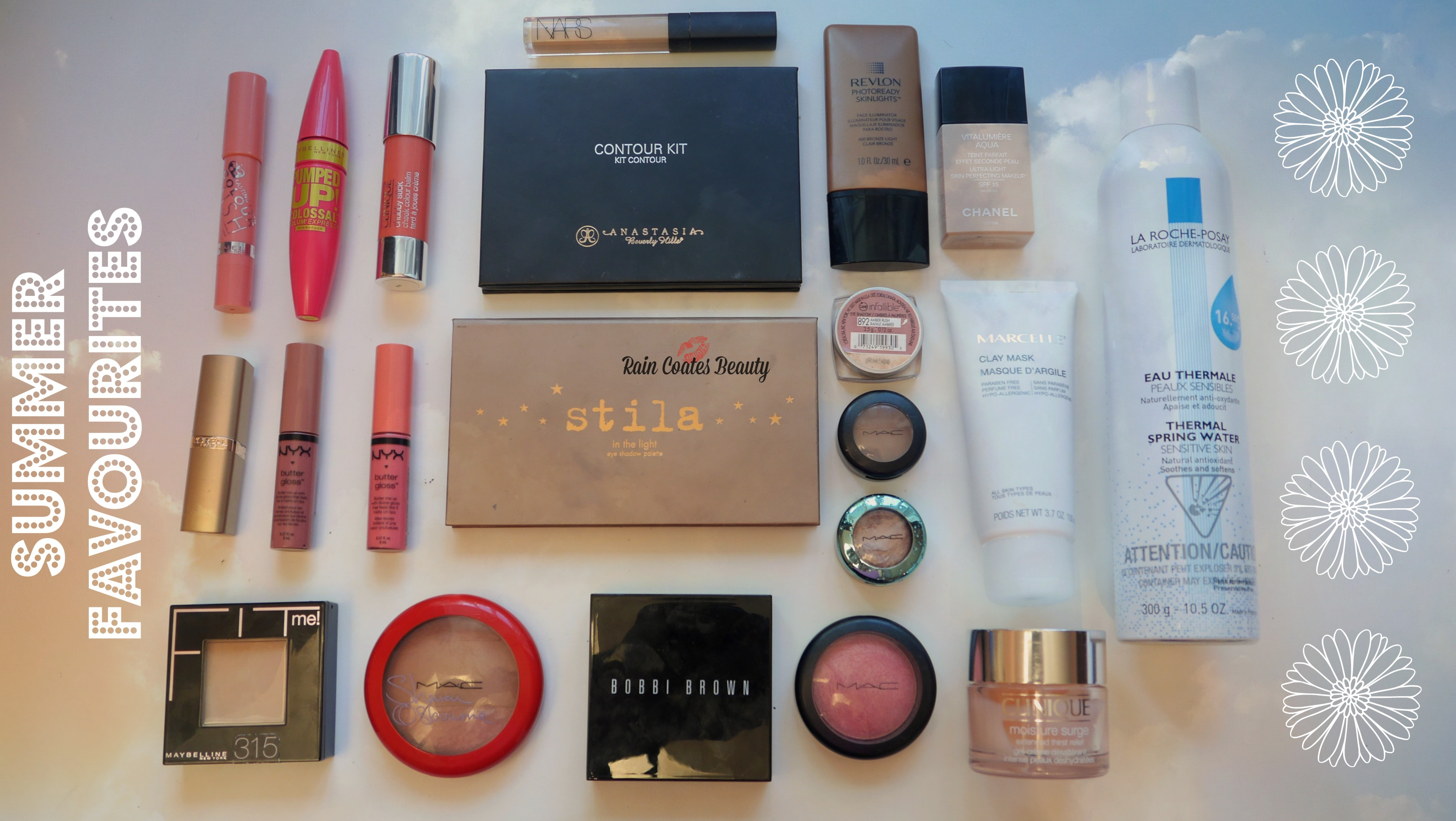 Summer Lovin' : Summer Beauty Favourites