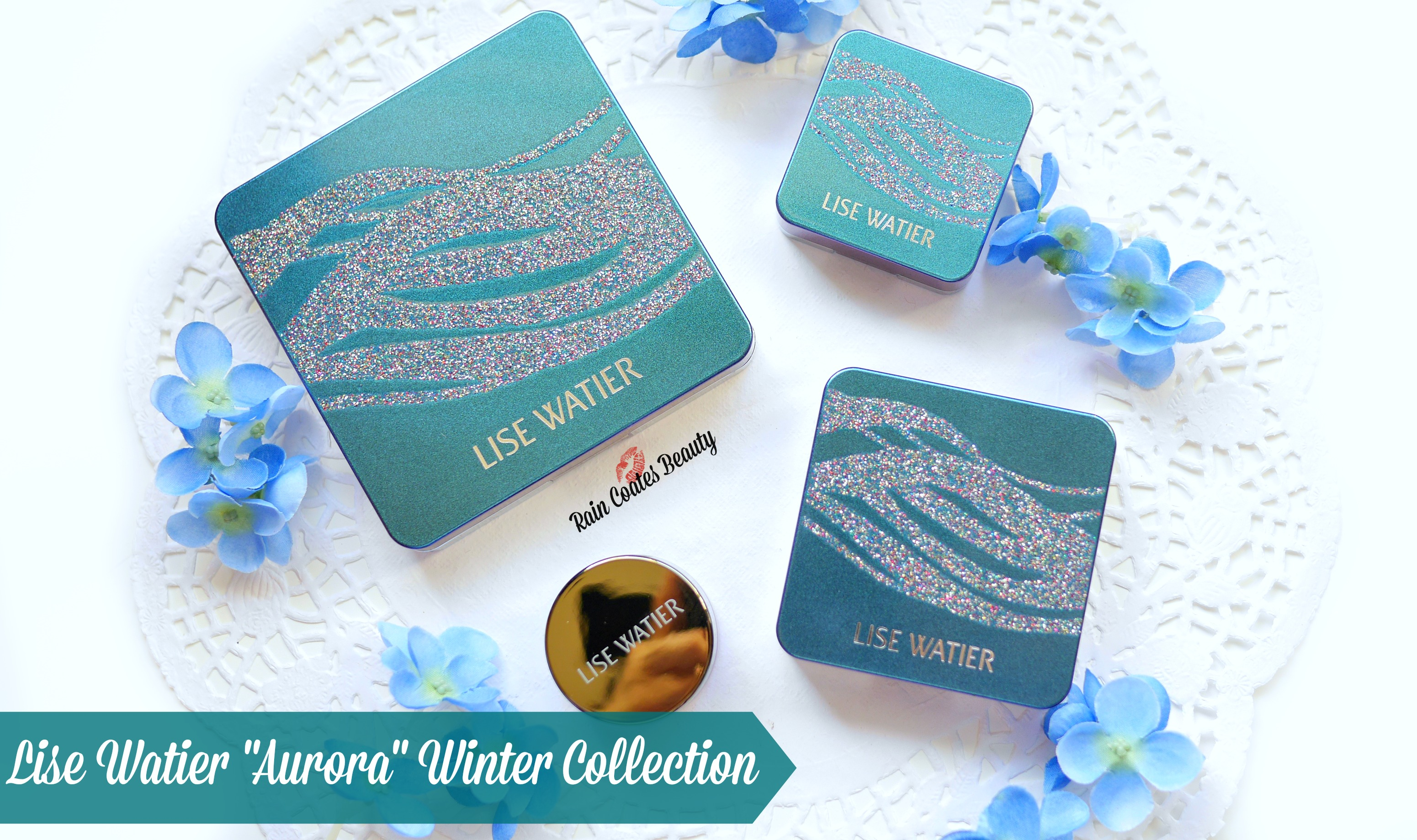 Lise Watier Aurora Winter Collection Haul