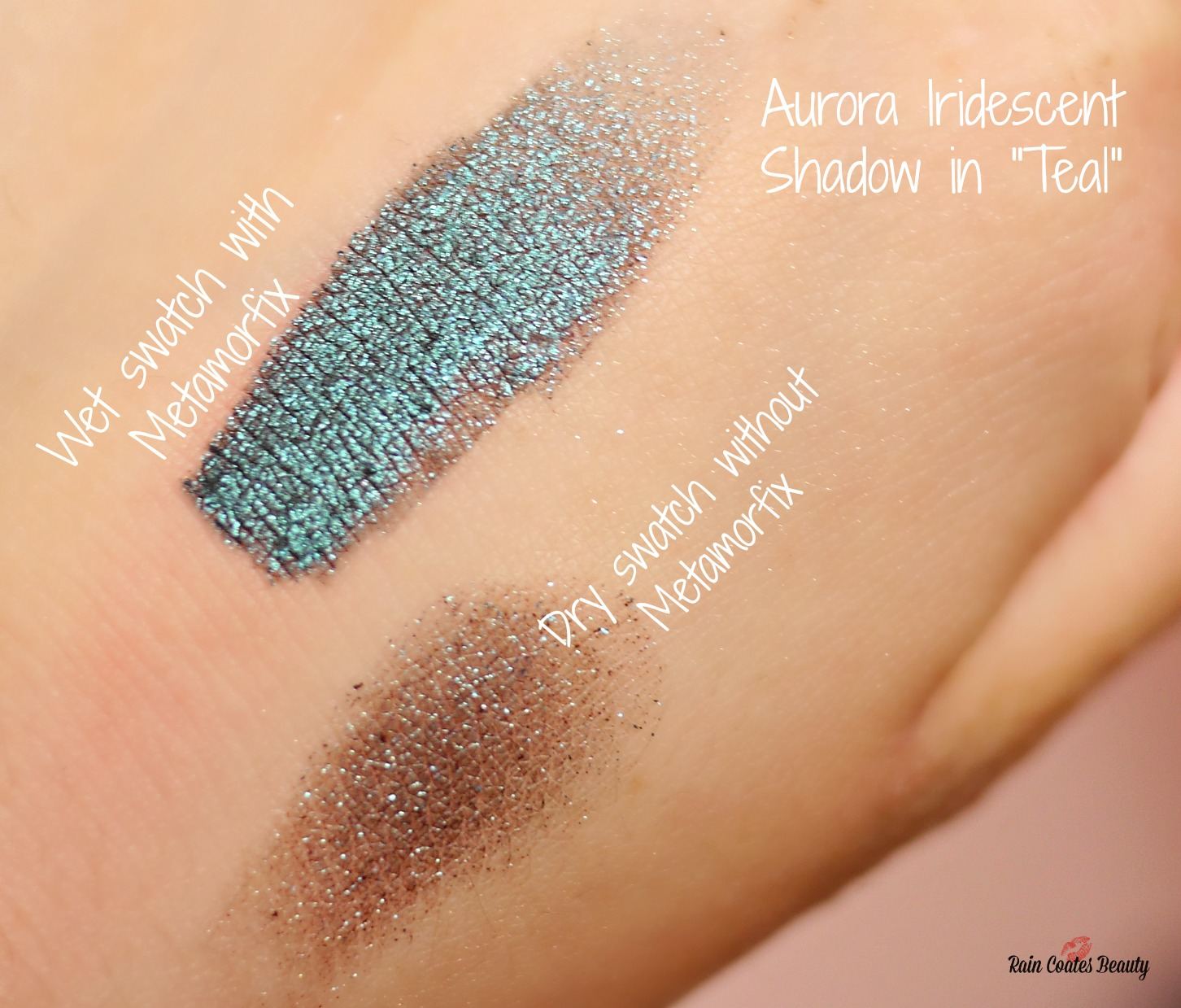 Aurora Shadow Swatches
