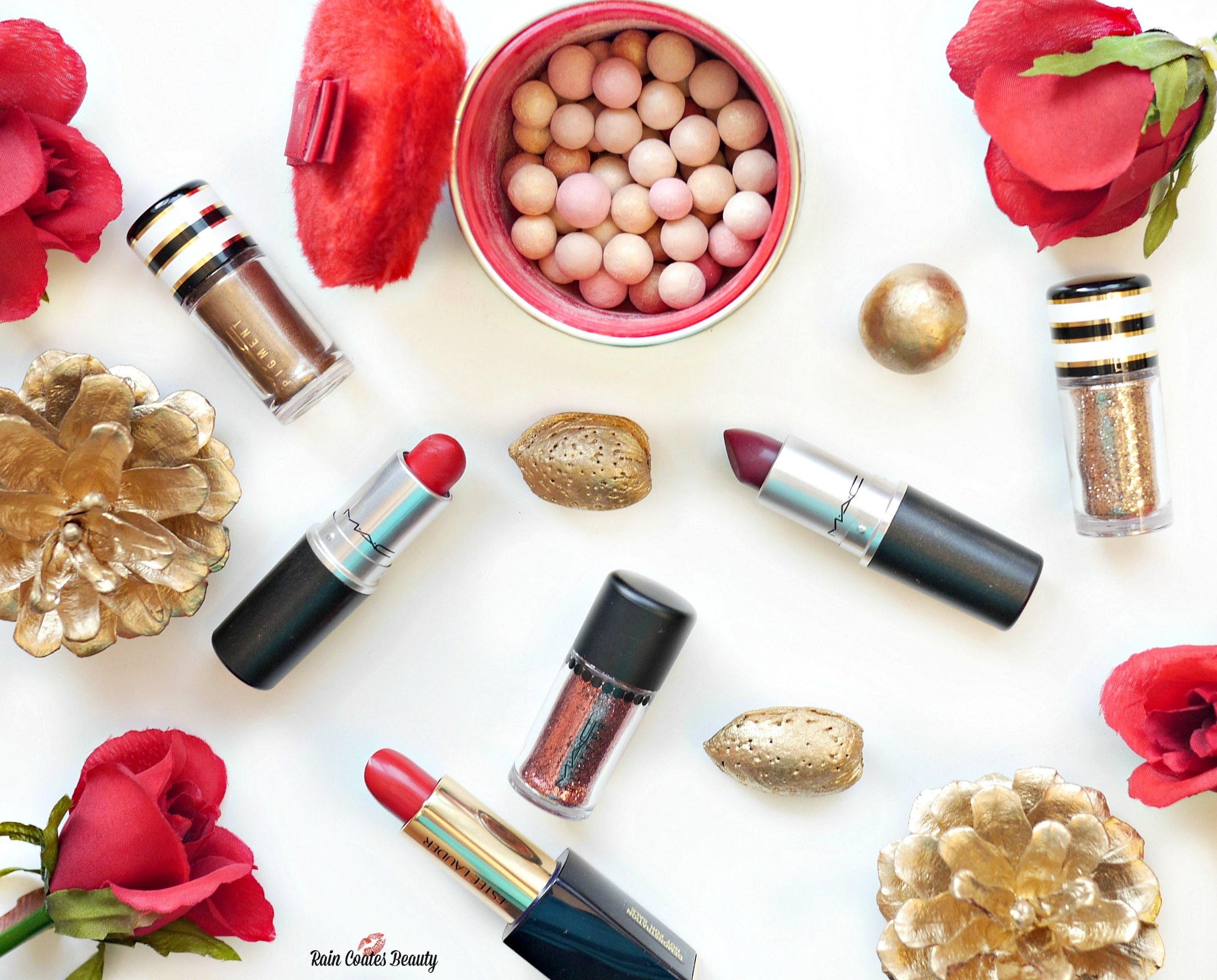 Holiday Glam: Products I'm Excited To Use