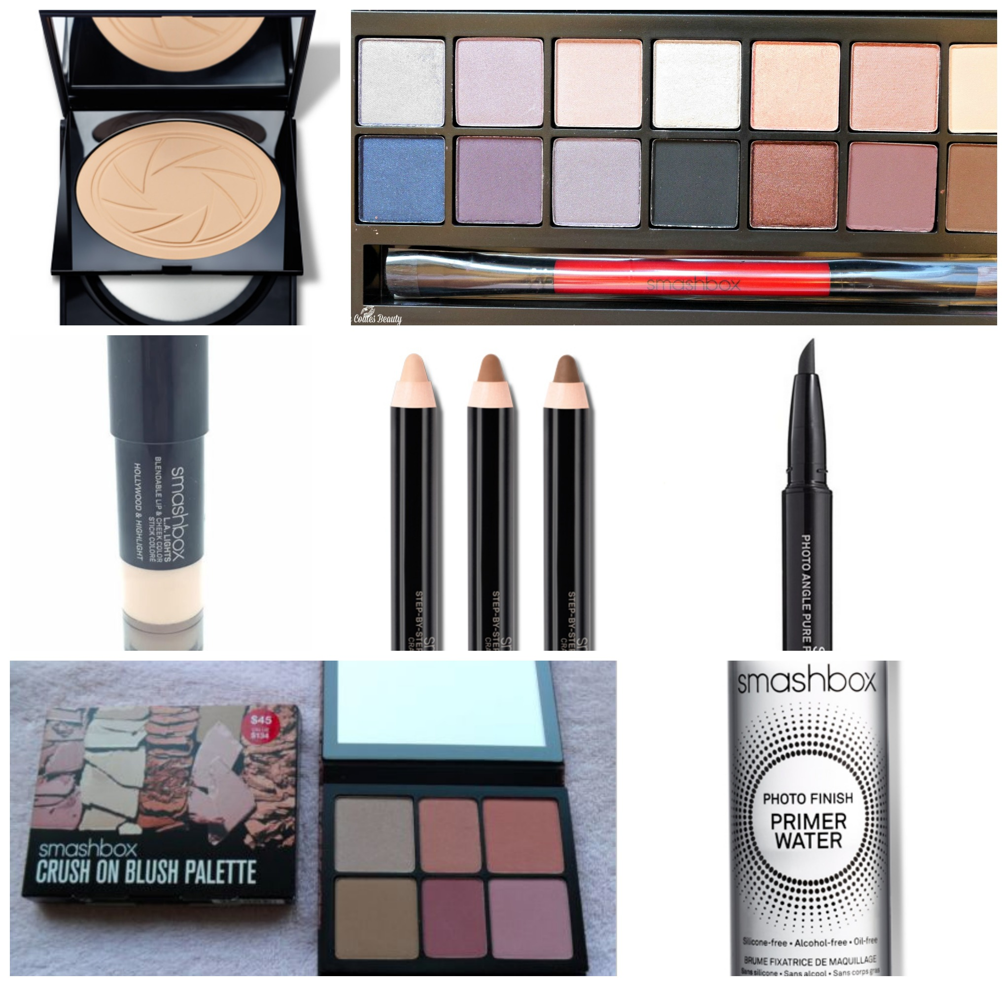 New In Beauty: Smashbox New & Upcoming Products For Spring/Summer 2015