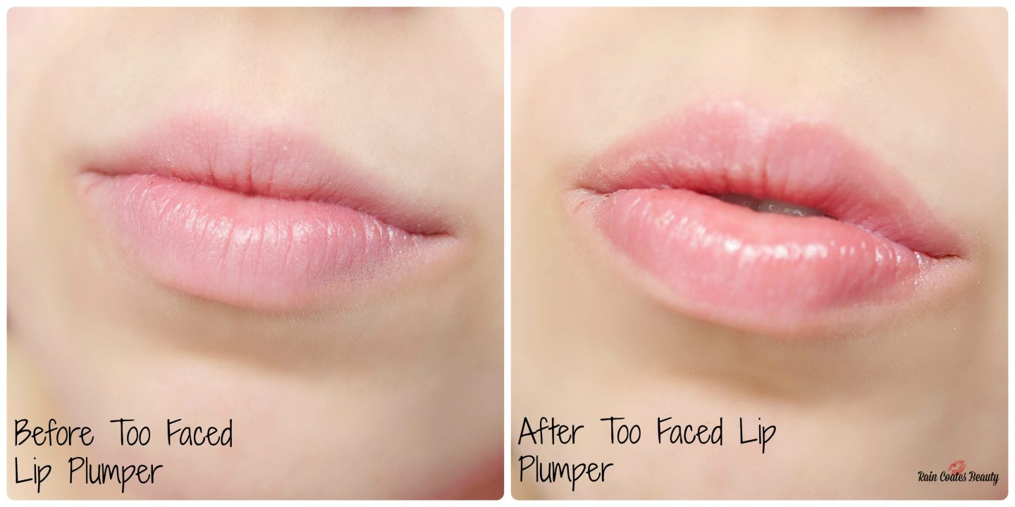 Too Faced Lip Injection Extreme Plumping Gloss-Review