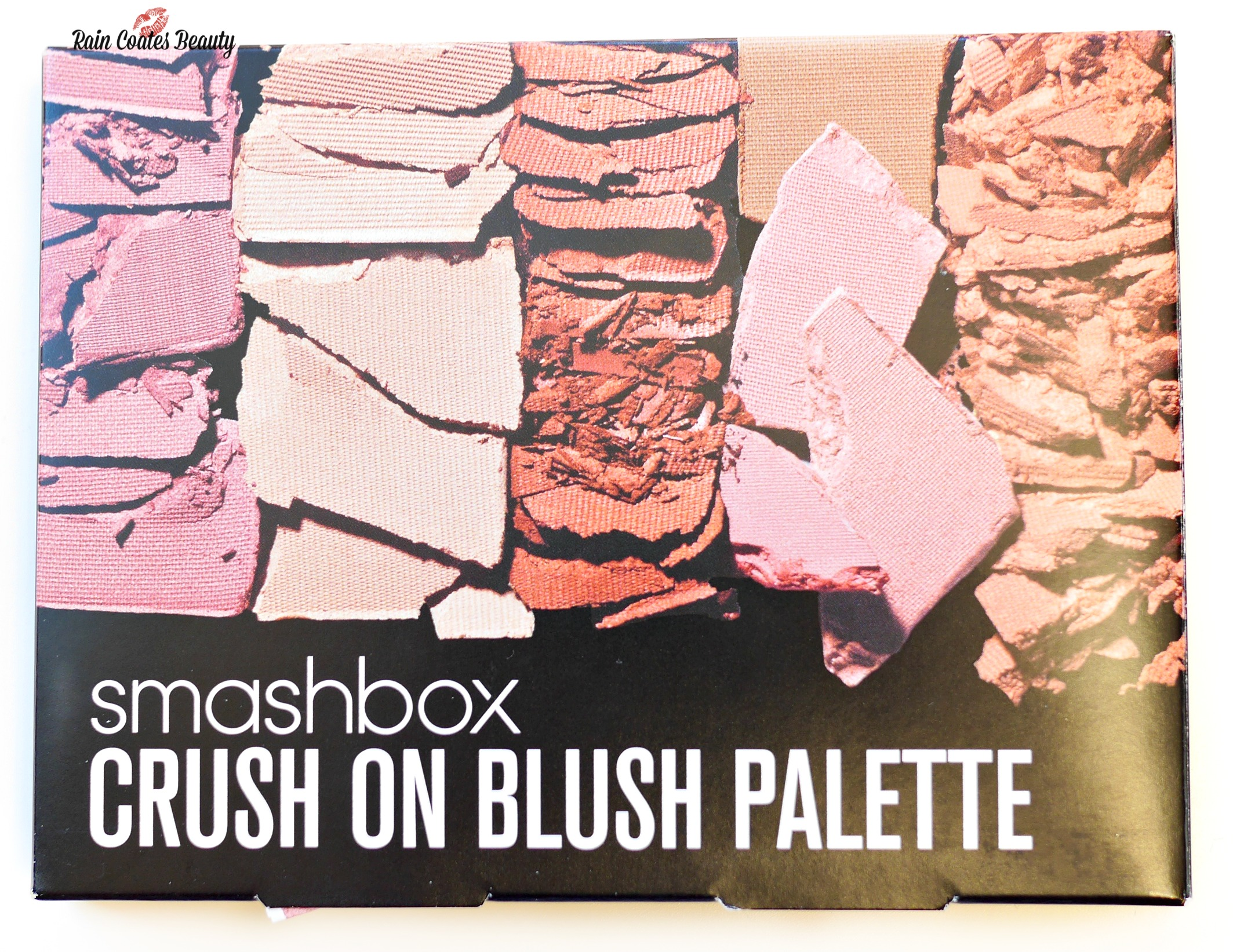 Smashbox Crush On Blush Palette Review