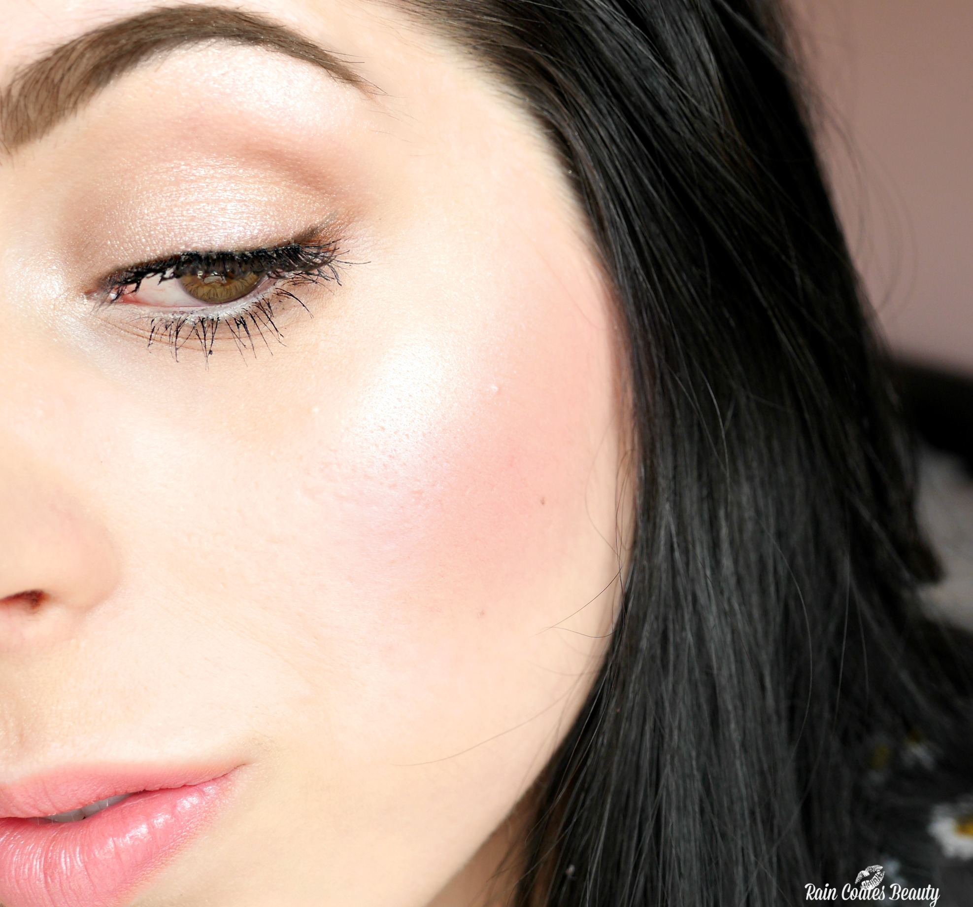 Get Glowing – Eye and Cheek Look With Smashbox Crush On Blush Palette