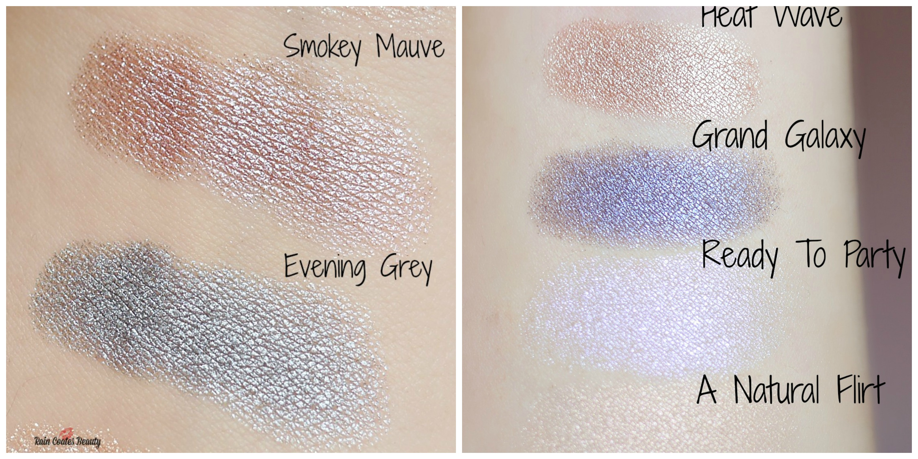 Extra Dimension Swatches