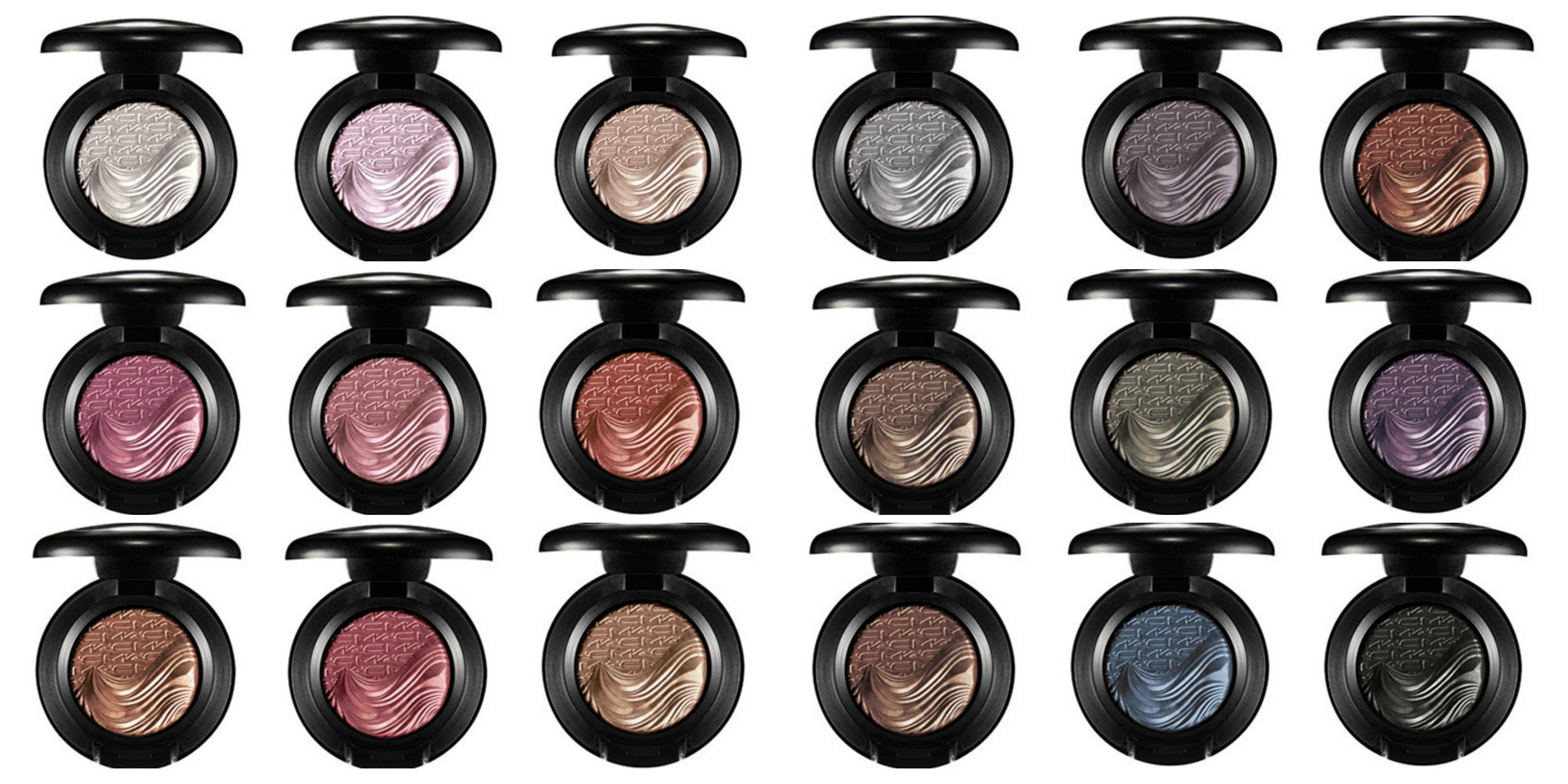 mac extra dimension collage