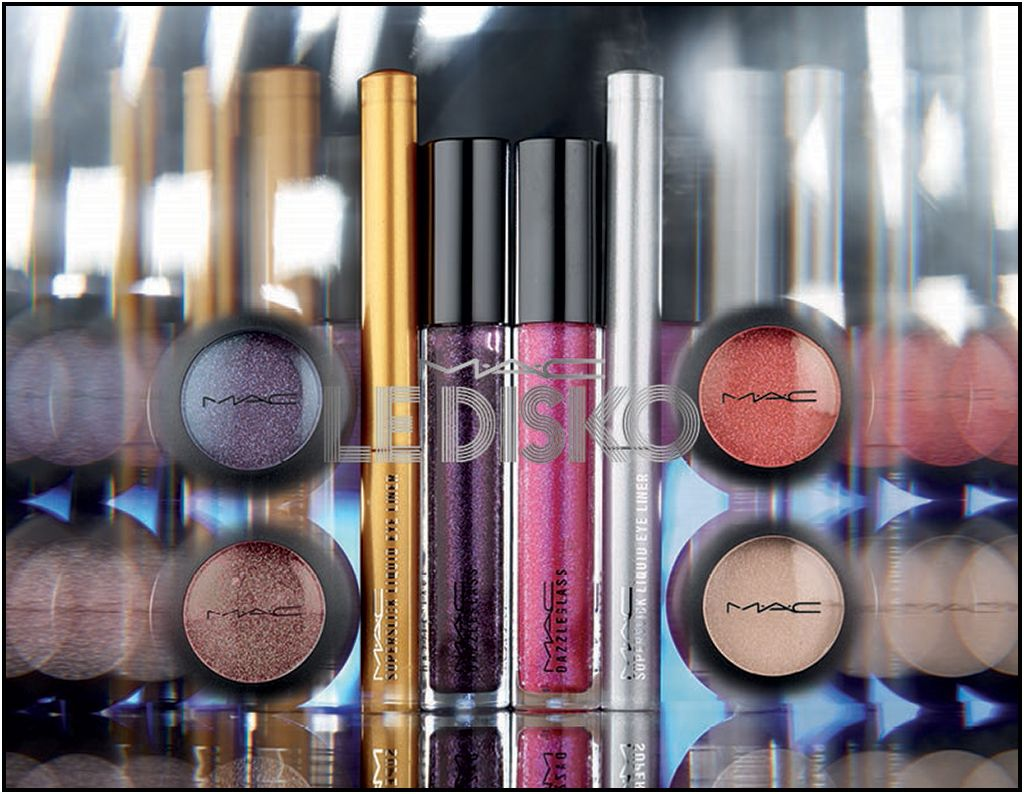 Mac Le Disko Collection –  Dazzle Shadows Mini Haul & Review