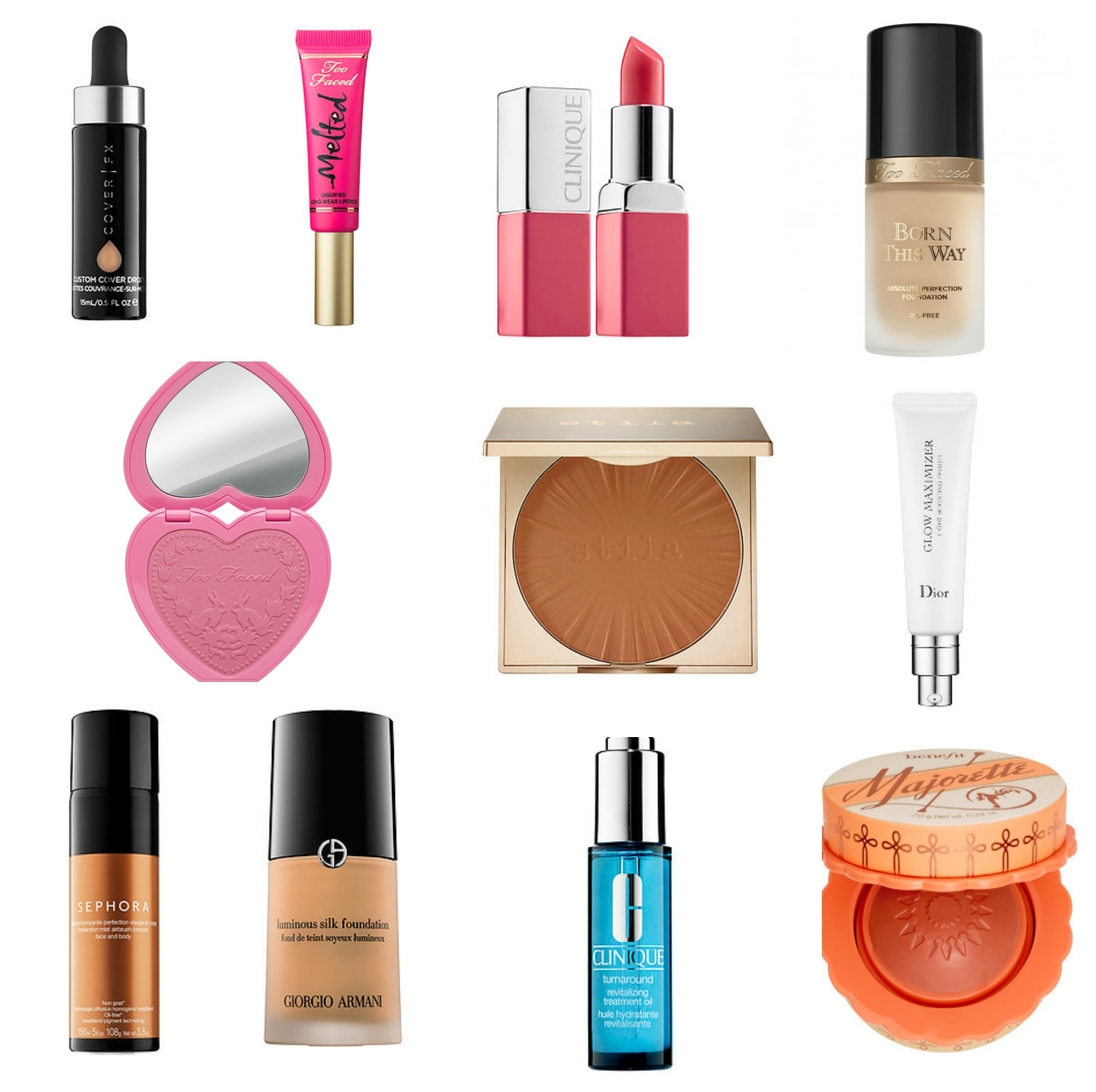 Summer Beauty Wishlist