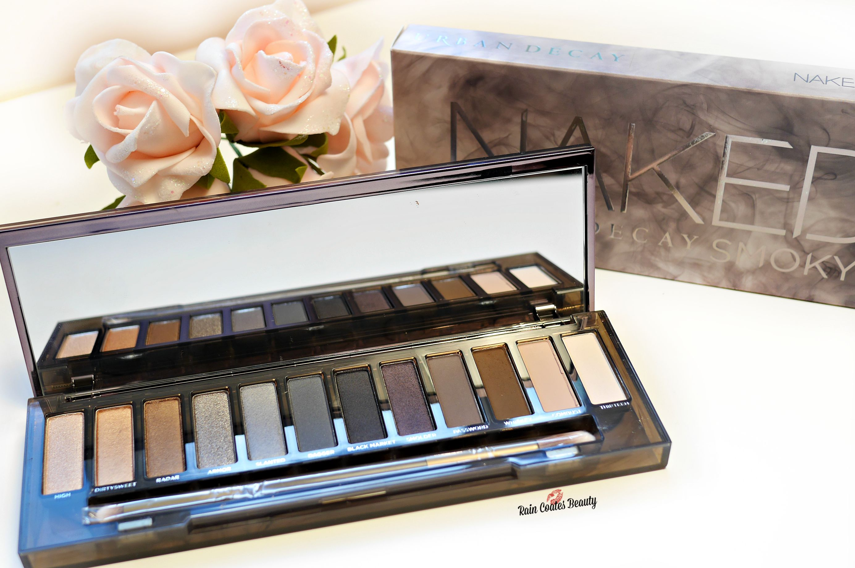 Urban Decay Naked Smoky Palette – Review & Swatches