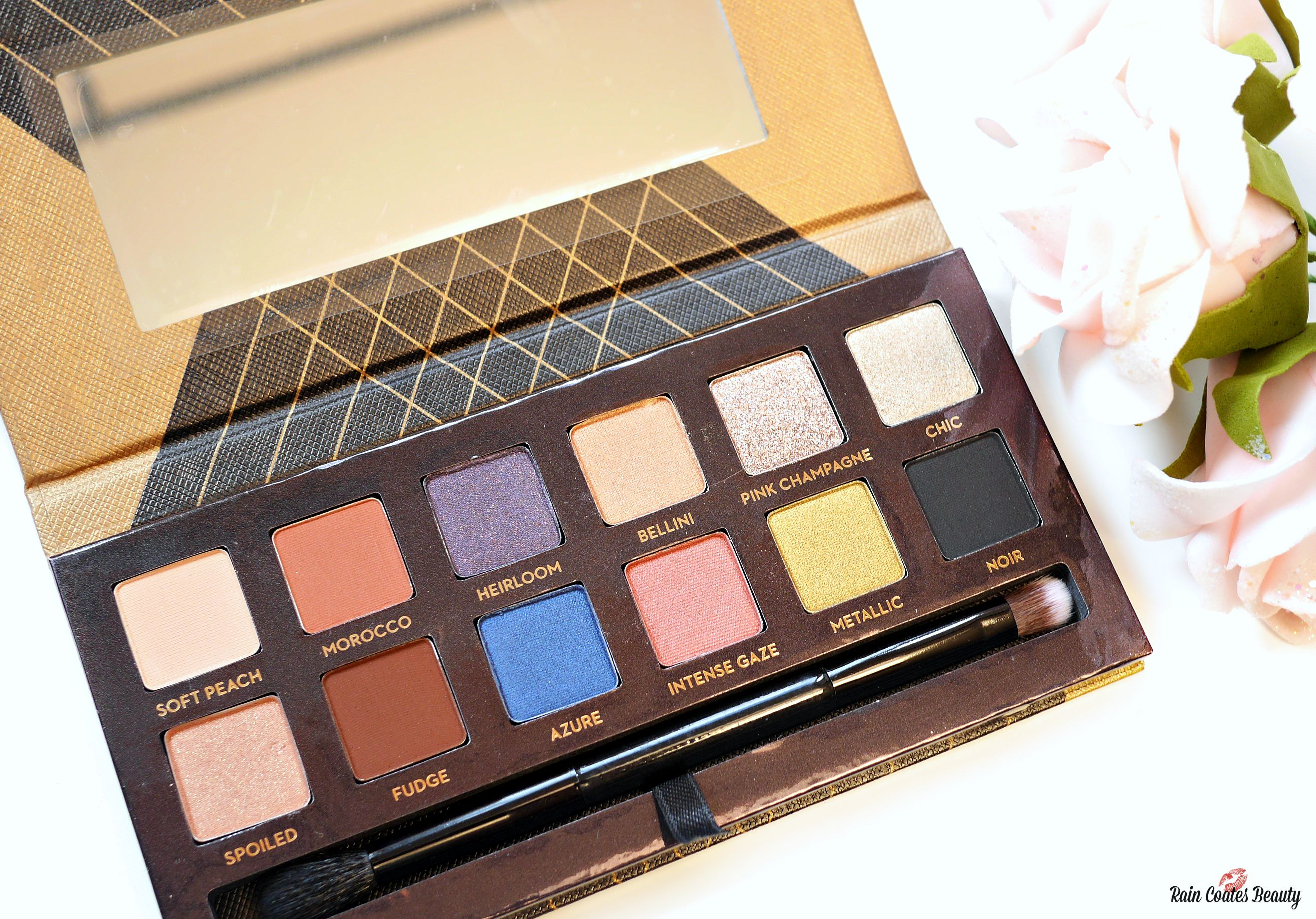 Anastasia Beverly Hills Shadow Couture World Traveller Palette – Review