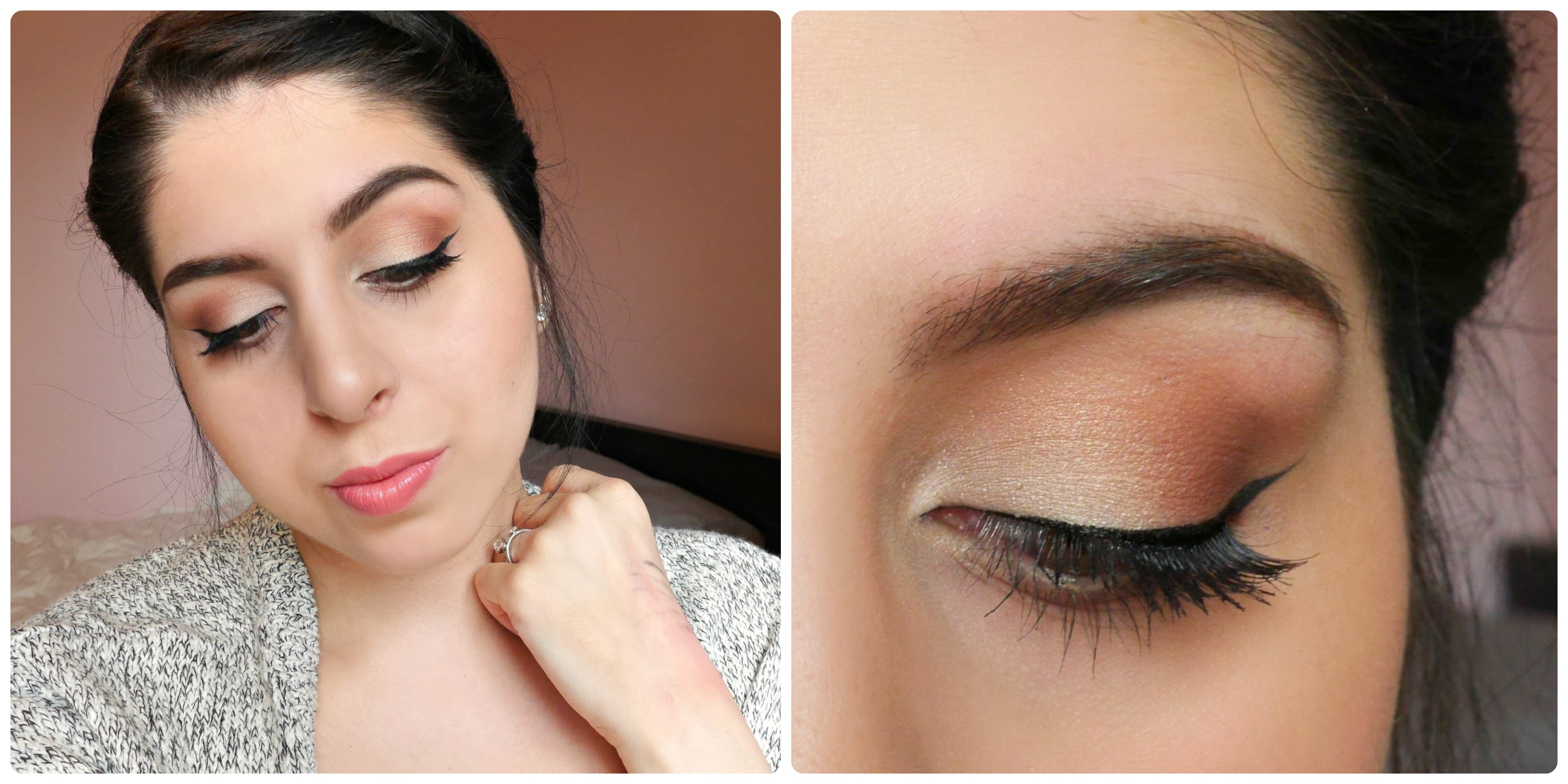 Soft & Easy Fall Eye Tutorial