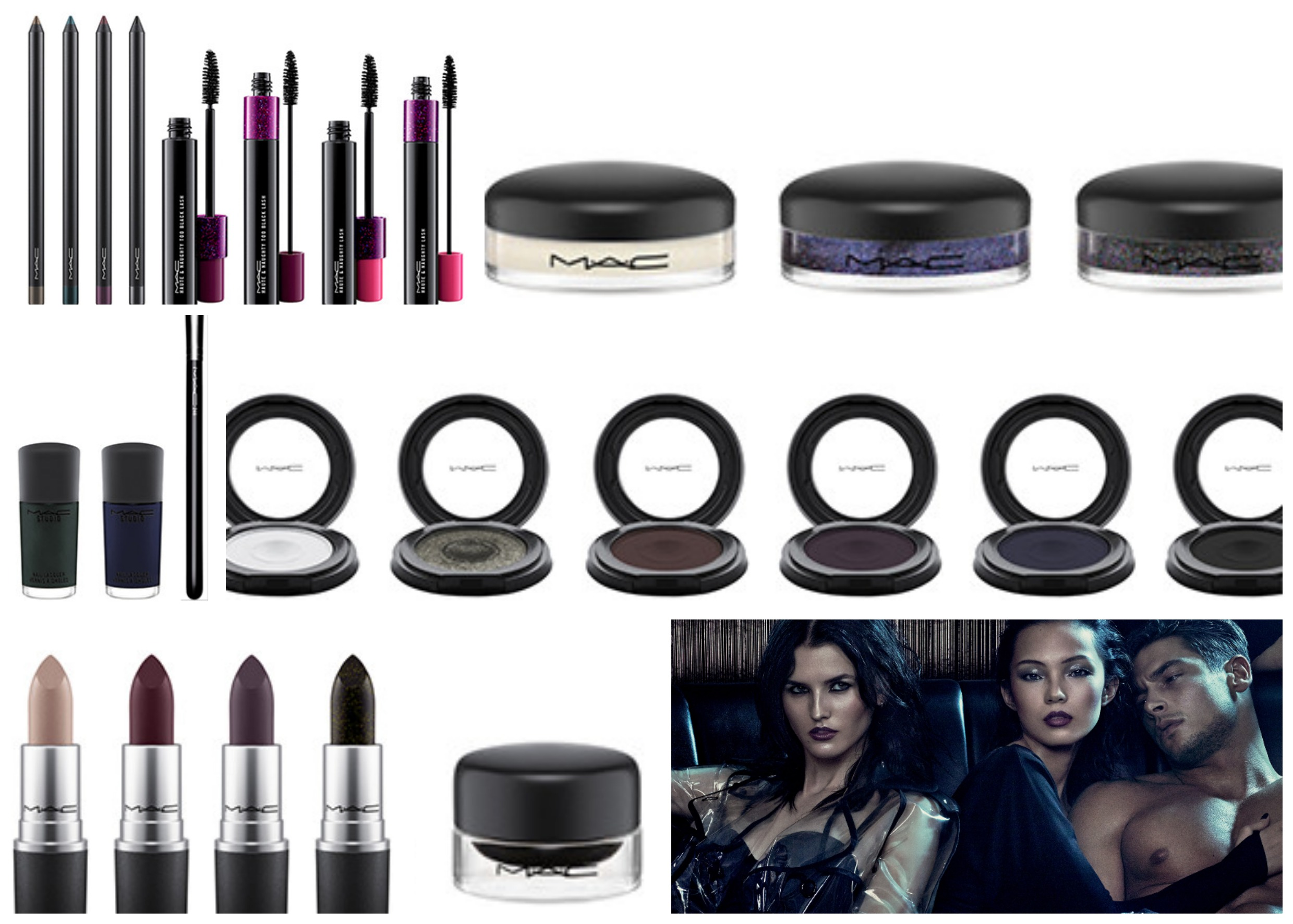 Mac Deep Desires Collection