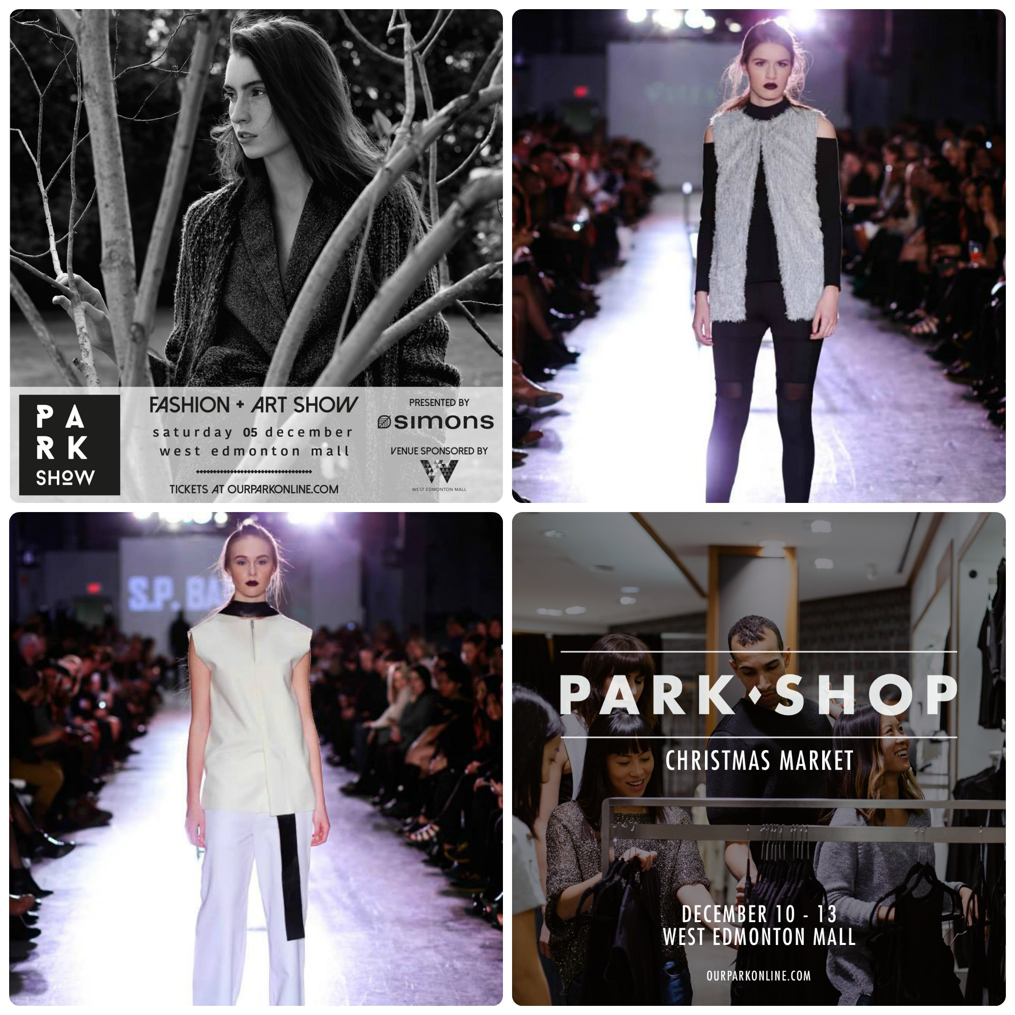 PARKSHOW Fashion & Arts Show – Calling All Edmonton Fashion & Art Lovers!