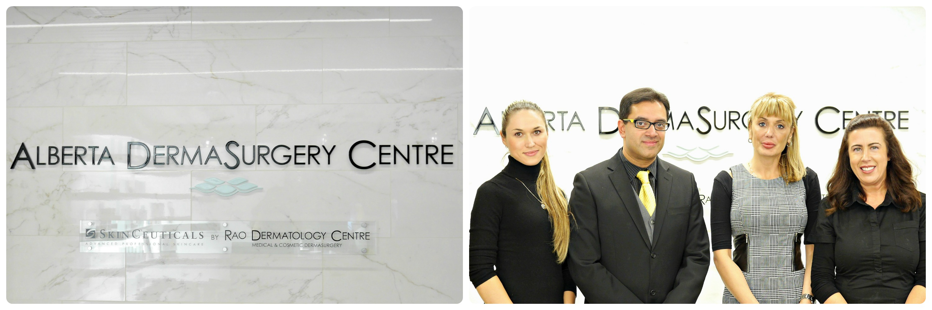 Alberta Dermasurgery Centre – Rao Dermatology & SkinCeuticals Launch Event