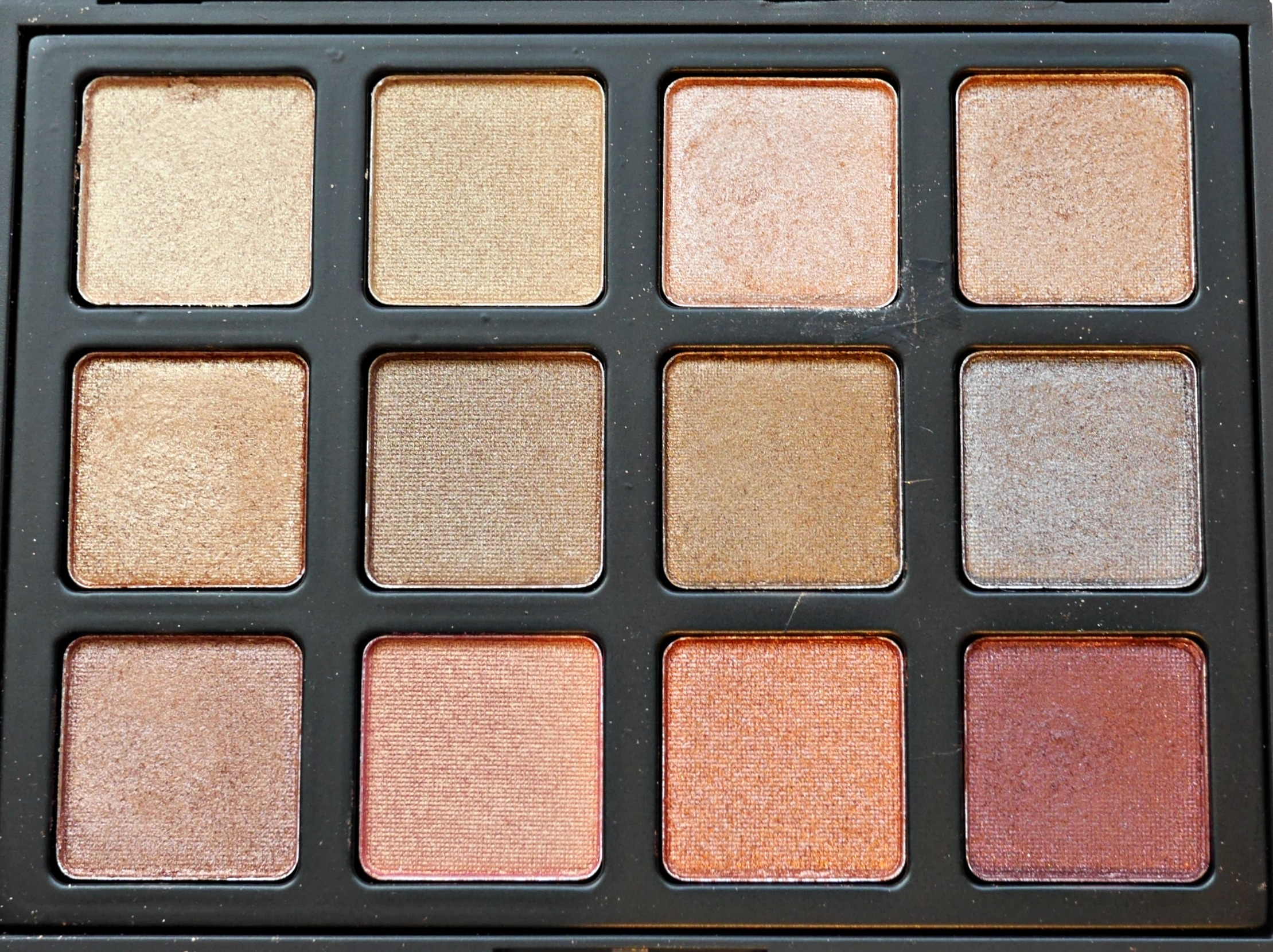 Morphe 12S Soul of Summer Palette – Review & Swatches