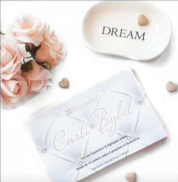 BH Cosmetics Carli Bybel Palette – Review & Swatches