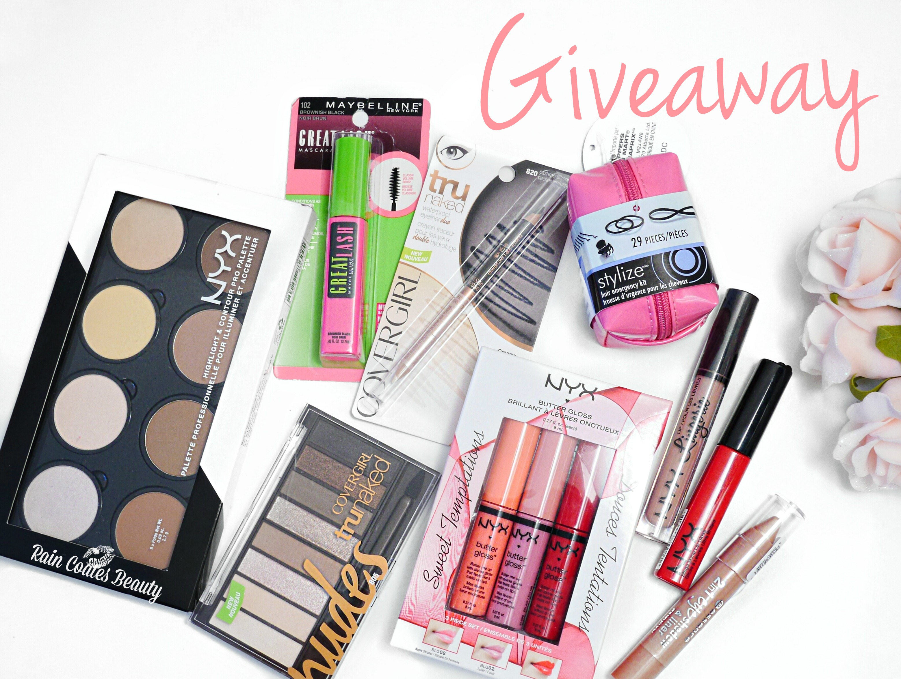 Back To School Makeup Giveaway!
