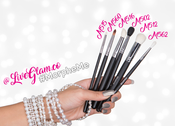 Morphe Me December Brush Review – Blogmas 2016 Day 14