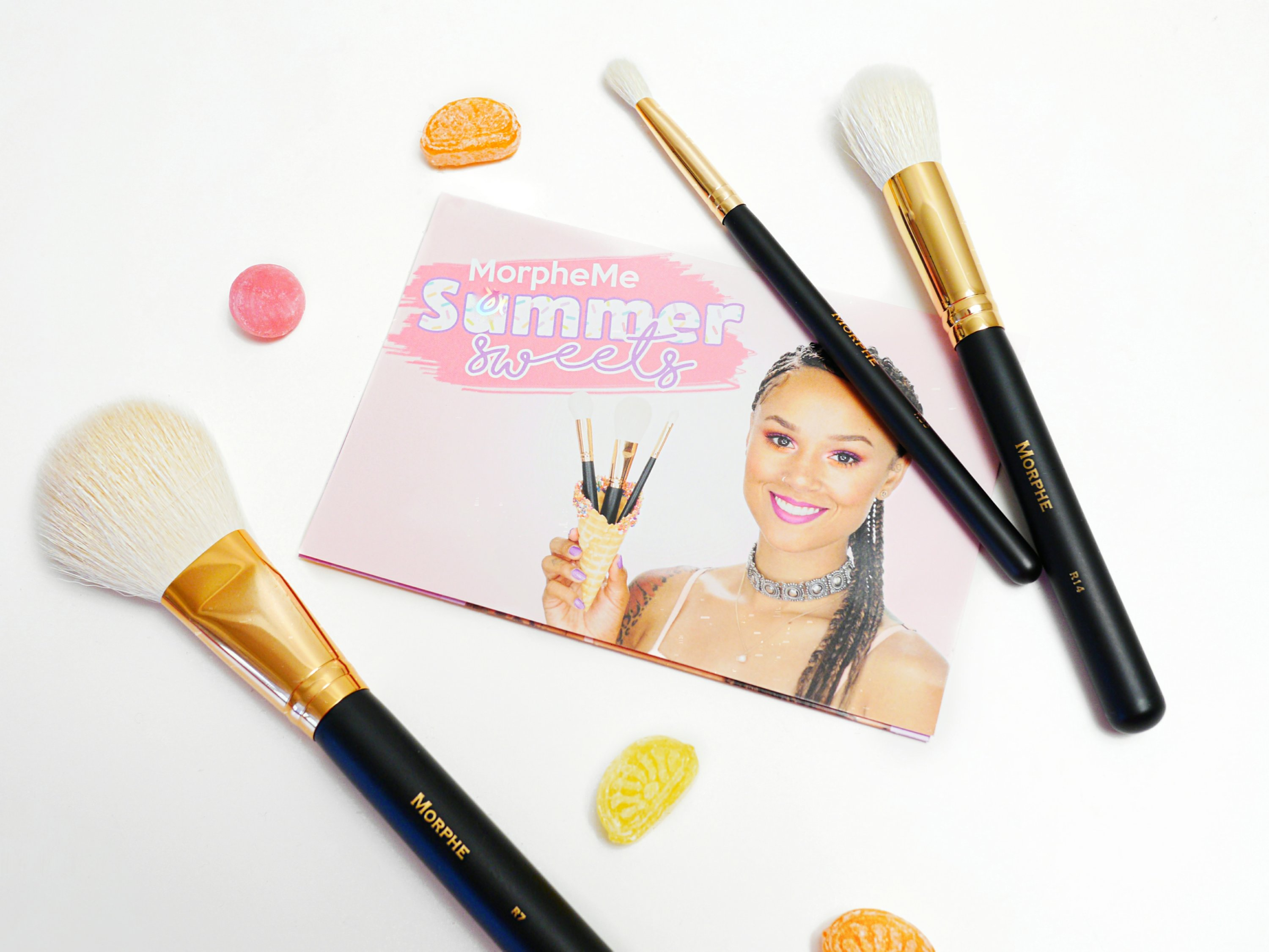 Morphe Me Brush Subscription – August 2017 Review