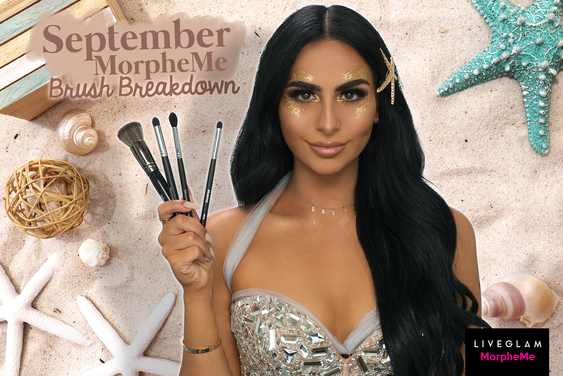 Morphe Me Subcription – September Brush Review