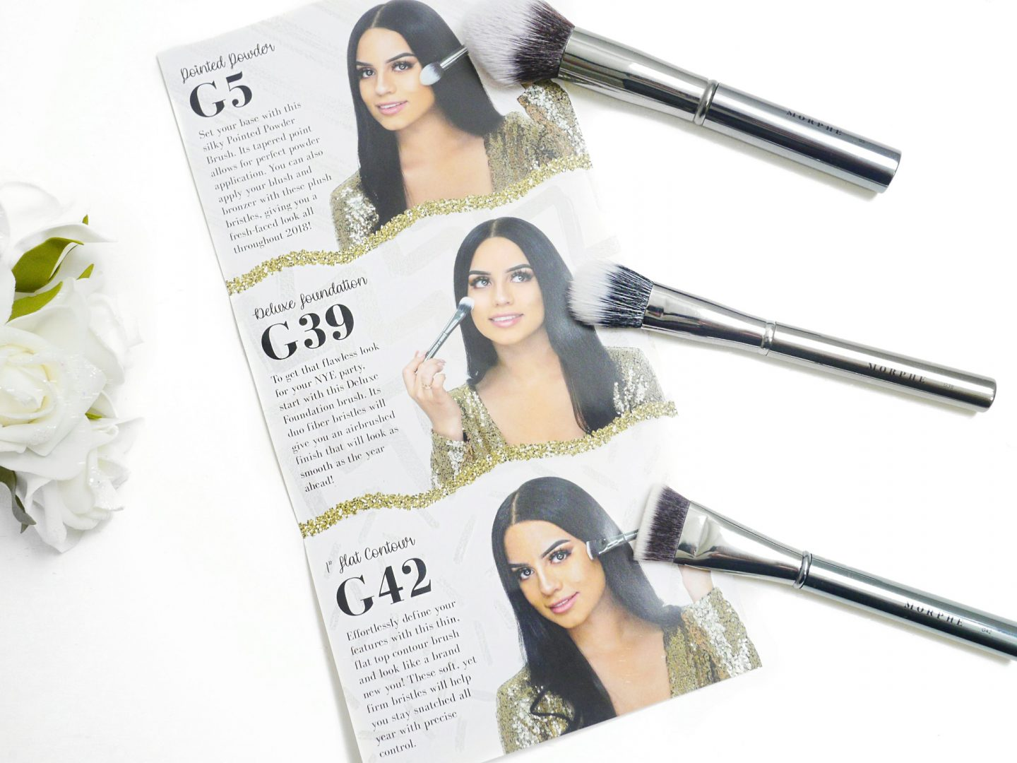 Morphe Me Subscription – January 2018 Brush Review