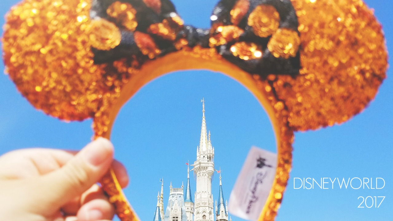 Disney Travel Diary – Disney World & Universal Studios