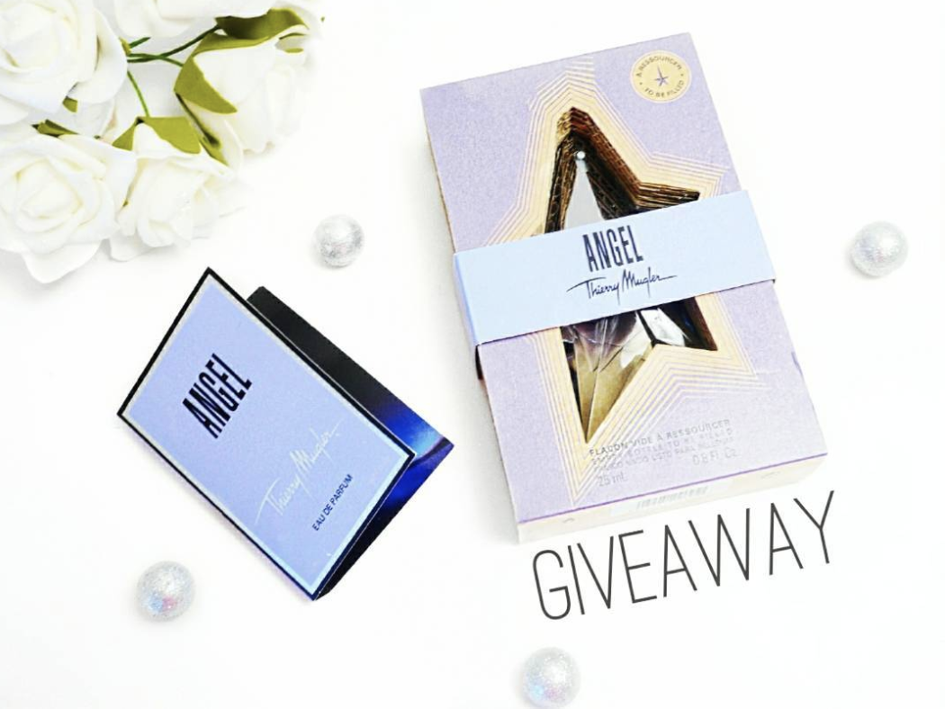 Giveaway #3 – Thierry Mugler Angel