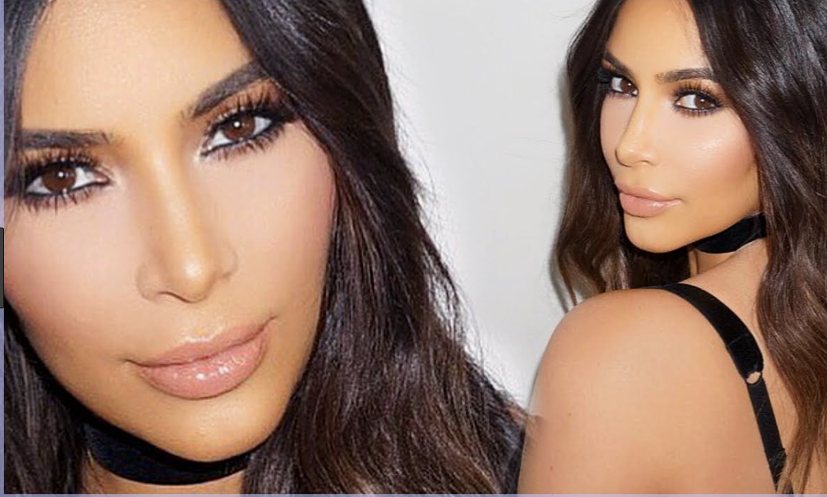 Kardashian Inspired Glam – Chatty Tutorial