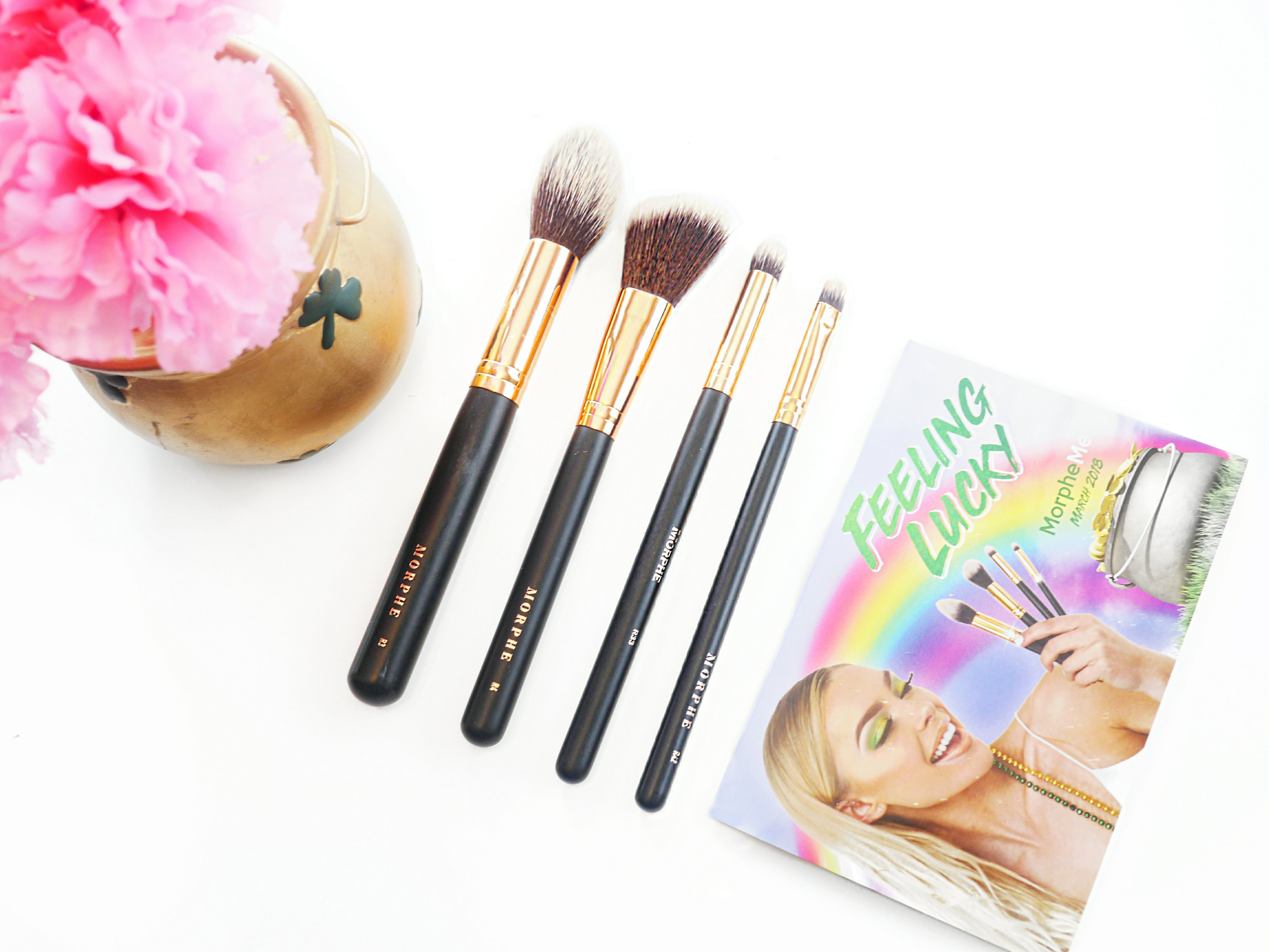 Morphe Me Brush Subscription – March 2018 Brushes
