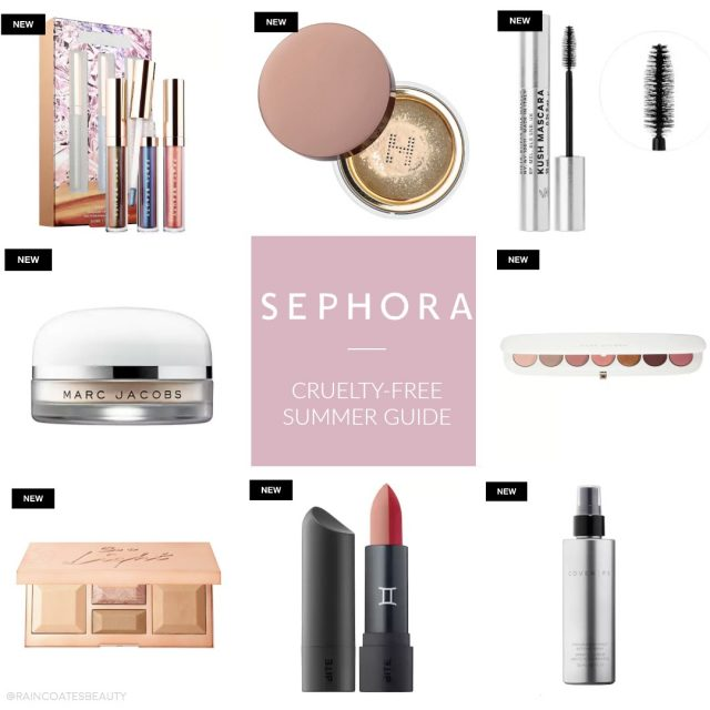 New & Hot At Sephora (Cruelty-Free)