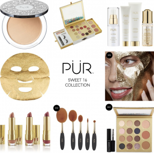 PUR Sweet 16 Limited Edition Holiday Collection