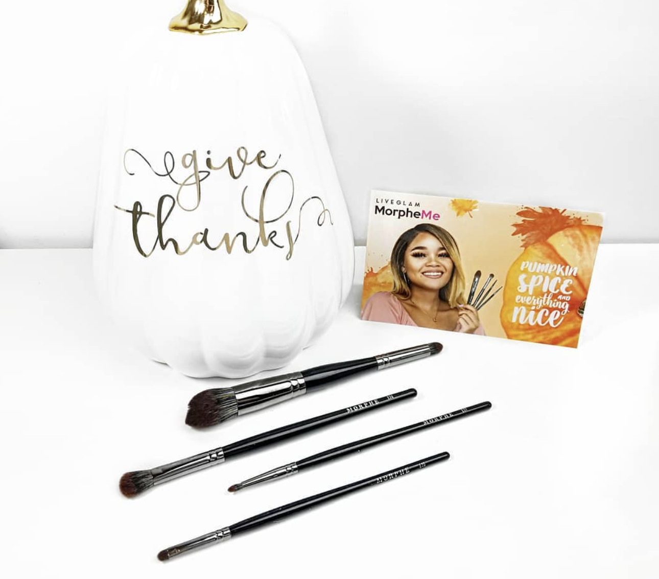 Morphe Me October 2018 Brush Subscription