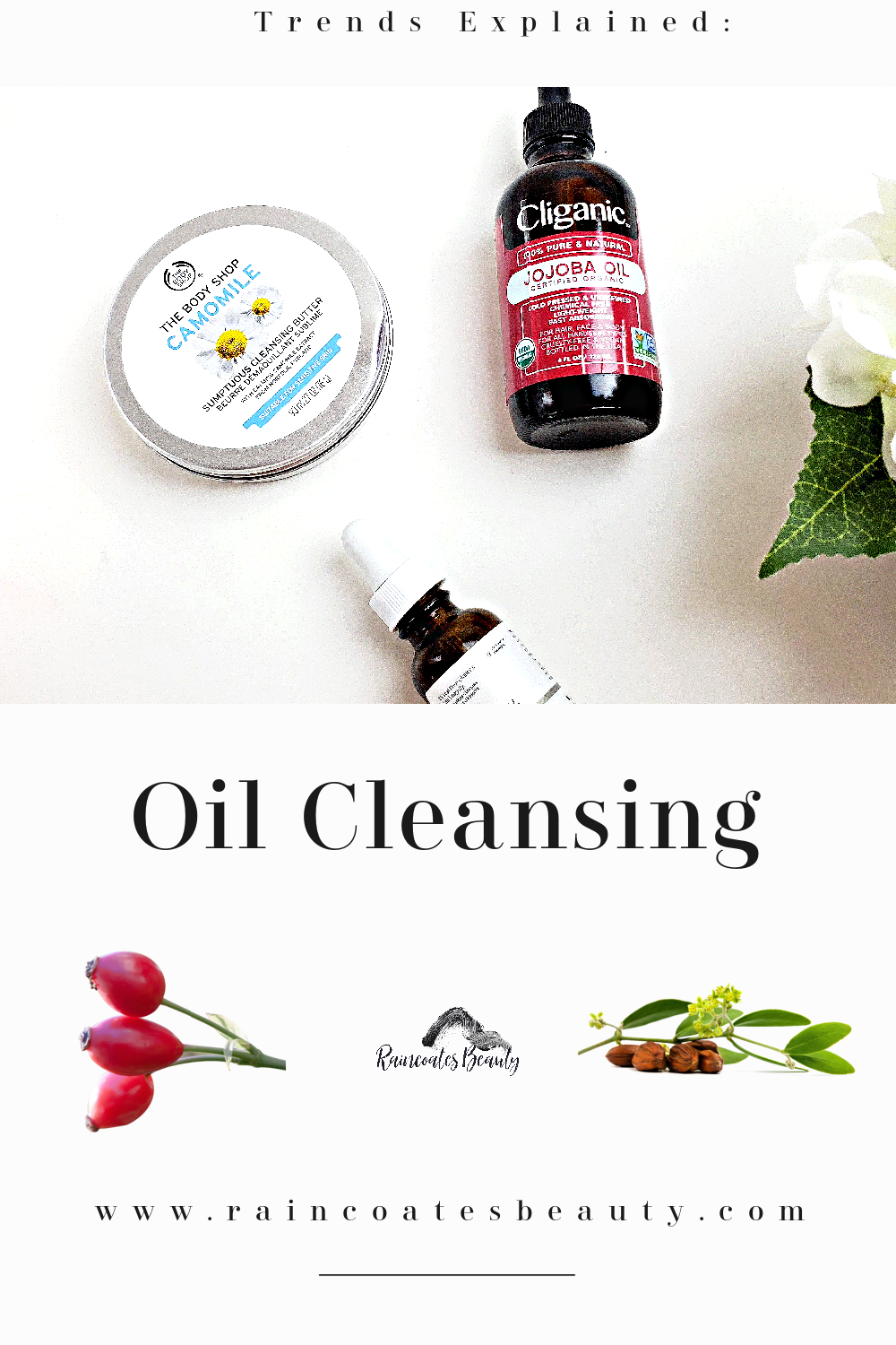 Oil Cleansing 101-Skincare Trend Review