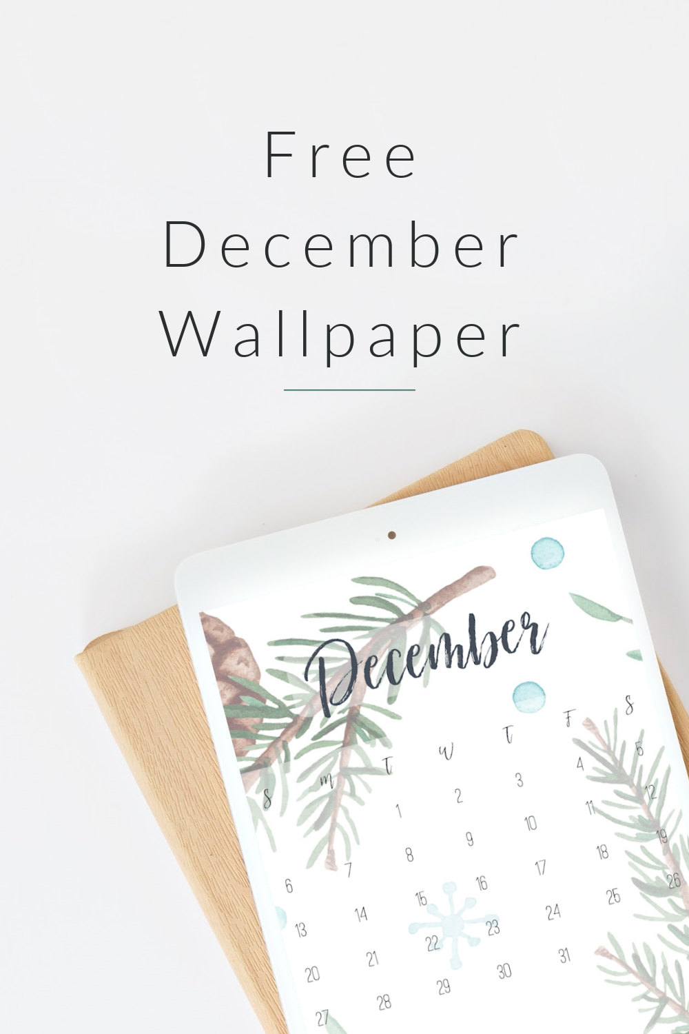 Free December Wallpaper For Phones, Tablets &  Computer